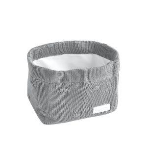 Mand Meyco Small Knots 2823059 Grijs