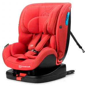 Autostoel Kinderkraft Vado Isofix Red