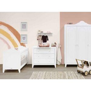 Babykamer Bopita Evi (3-deurs)