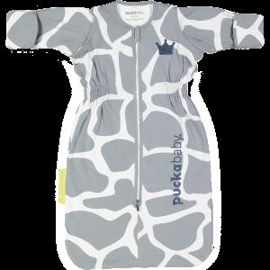 Slaapzak Puckababy Bag Newborn 0-6mnd Giraph Sky