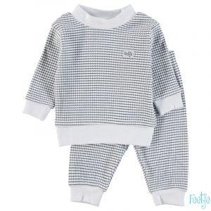 Pyjama Feetje Wafel Navy