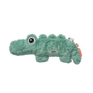 Knuffel Done by Deer | Cuddle Cute Croco Green