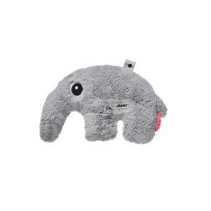 Knuffel Done by Deer Cuddle Cute Antee Grey