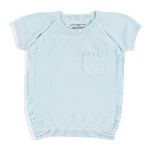 Baby's Only Truitje Korte Mouw Babyblauw