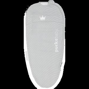 Puckababy PIEP 0-3 mnd Slaapzak Stripe Grey