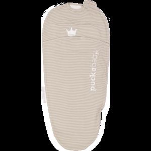 Puckababy PIEP 0-3 mnd Slaapzak Stripe Sand