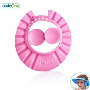 Shampoo Hat Babyjem Roze