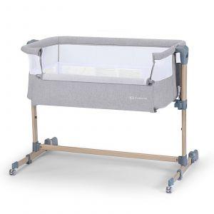 Co-Sleeper Wiegje Kinderkraft Neste Air Grey Wood