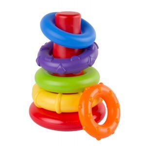 Ringpiramide Playgro Sort And Stack Tower