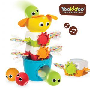 Yookidoo Tumble Ball Stacker