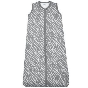 Slaapzak Winter Meyco Zebra 405044 Grijs 110cm