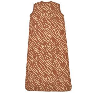Slaapzak Winter Meyco Zebra 403045 Camel 70cm