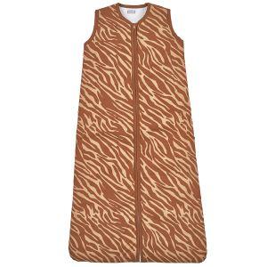 Slaapzak Winter Meyco Zebra 405045 Camel 110cm