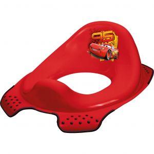Toilettrainer Keeeper Cars Rood