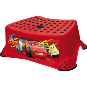 Opstapje Keeeper Cars Rood