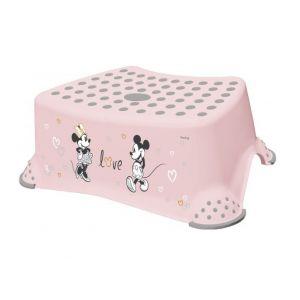 Opstapje A3 Keeeper Minni Mouse Roze 07336