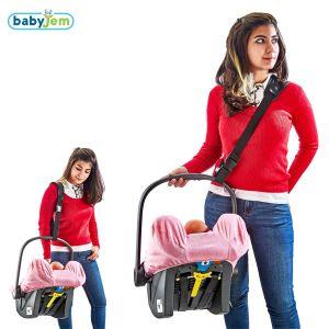 Draagriem Autostoel Babyjem Zwart