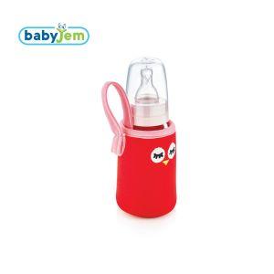 Bottle Cover Small Babyjem Red