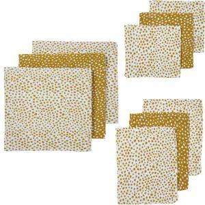 Hydrofiele Starterset  Meyco Cheetah/Honey Gold 9-delig