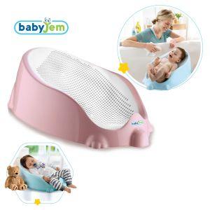 Bath Support Soft Babyjem Pink