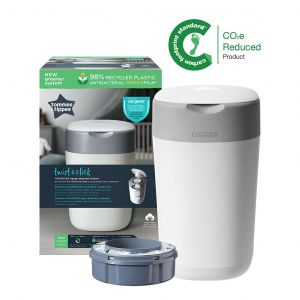 Luieremmer Tommee Tippee Twist & Click ECO 85100102 White