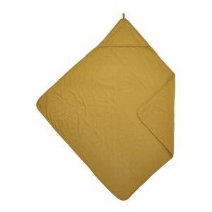 Badcape Meyco Basic Jersey Honey Gold