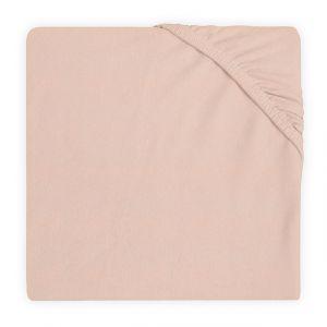 Hoeslaken Wieg Jollein Jersey 40x80/90 Pale Pink 511-501-00090