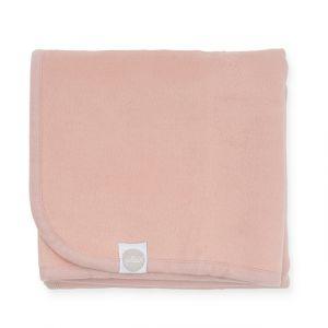 Deken Wieg Jollein 75x100 Pale Pink