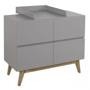 Commode Bladvergroter Quax Trendy Griffin Grey