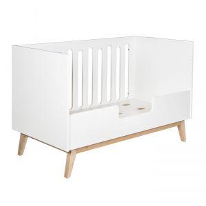 Bedrail Quax Trendy White 70x140