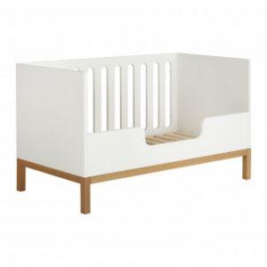 Bedrail Quax Indigo White 70 x 140 cm