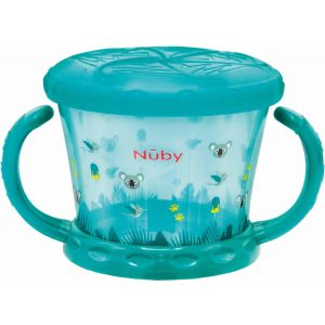 Snack Cup Nuby Groen