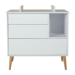 Commode Bladvergroter Quax Cocoon Ice White