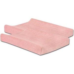 Waskussenhoes Jollein Badstof Soft Pink 2-Pack 2550-503-00088