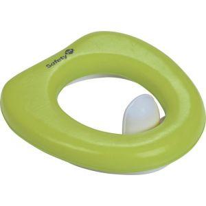 Toiletverkleiner Safety First White/Lime