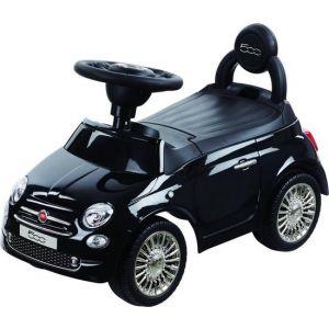 Loopauto Happy Baby Fiat 500 Zwart