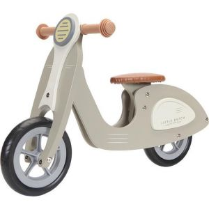 Loopscooter Little Dutch Mat Olive