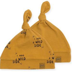 Muts Jollein Wild Animal Mustard 6-12mnd 2st.
