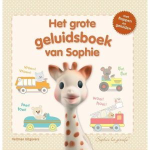 Boek Sophie De Giraf: Het Grote Geluidsboek Van Sophie