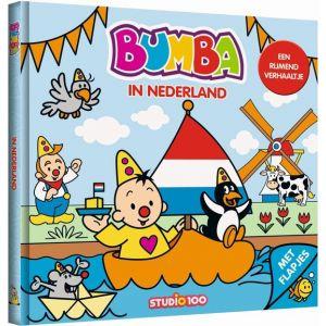 Boek Bumba Bumba In Nederland BOEK340101