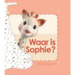 Sophie de Giraf Kartonboek: Waar Is Sophie?