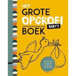Boek Het grote Opgroeiboek - Baby's