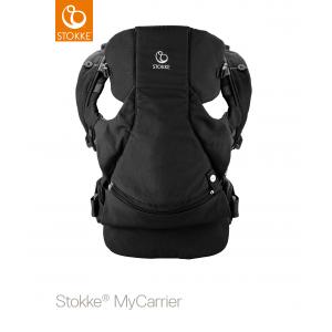 Stokke® Buik- en Rugdrager My Carrier Black