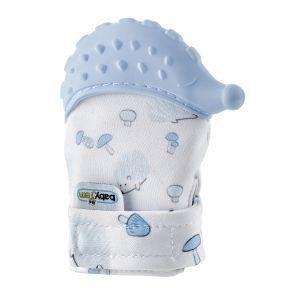 Baby Bijthandschoen BabyJem Blue