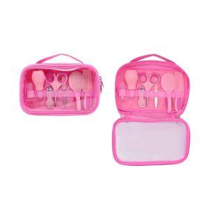 Verzorgingsset BabyJem 7-delig Roze
