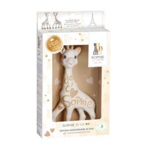 Bijtspeeltje Sophie de Giraf By Me 60 Jaar Limited Edition