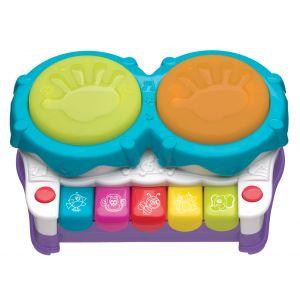 Muziekmaker Playgro 2-in-1 Light Up Music Maker