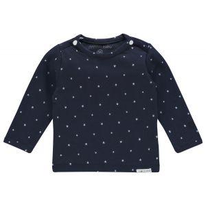 Noppies Shirt Lange Mouw Collin Navy