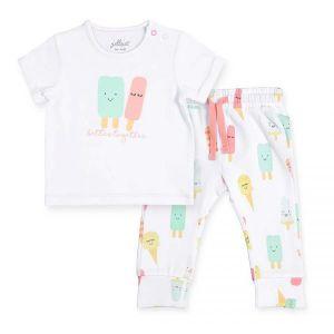 Set | Broek & T-Shirt Jollein Happy Icecream