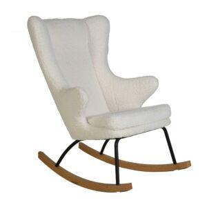 Schommelstoel Quax Luxe Adult Rocking Chair Teddy